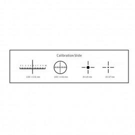 Calibration Slide 4 Measuring Scales